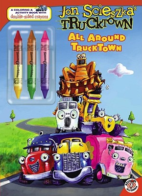 All Around Trucktown By Harper, Benjamin/ Shannon, David (ILT)/ Long, Loren (ILT)/ Gordon, David (ILT)